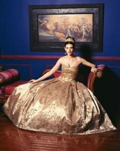 Golden_English_Bridal_Dress