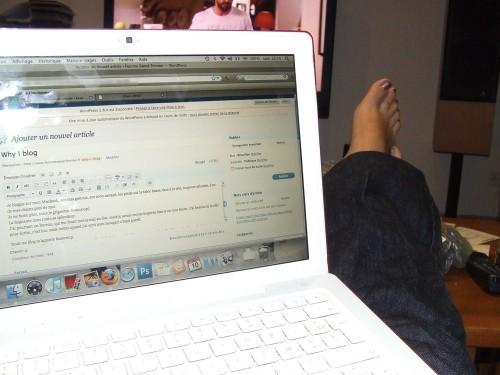 comment je blogue