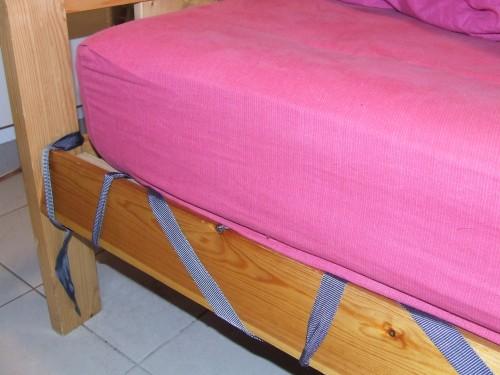 lit pas solide