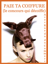 Paie ta coiffure