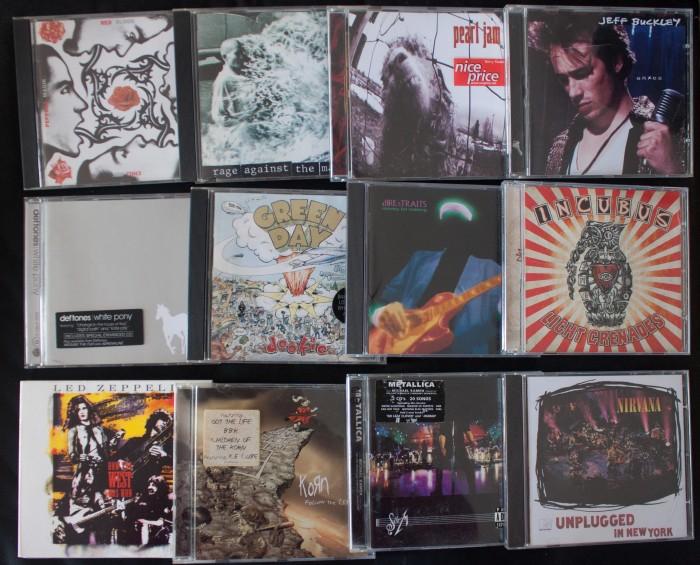 CD Rock