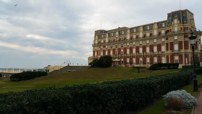 Hôtel du Palais Biarritz (20)